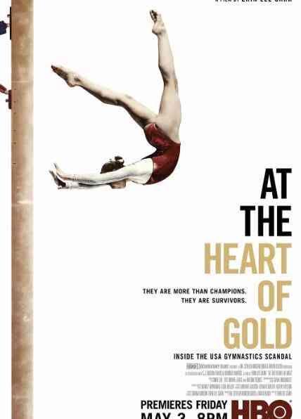 在金牌的核心美国体操丑闻