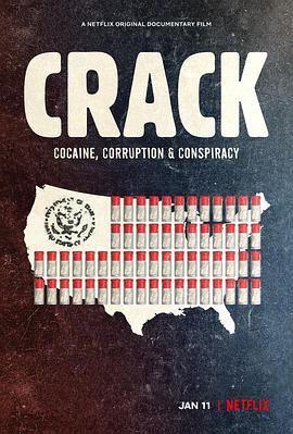 快克年代可卡因、贪腐与阴谋