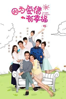 因为爱情有幸福之二DVD版
