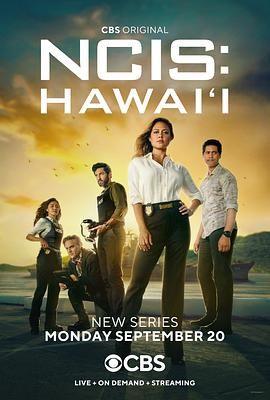 海军罪案调查处:夏威夷第一季